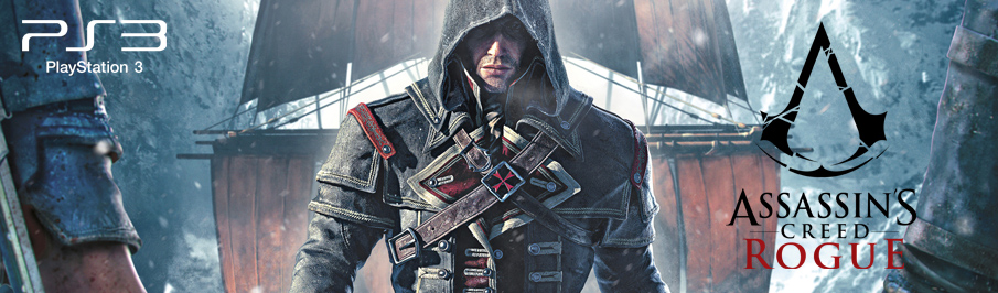 Купить Assassin's Creed: Rogue / Изгой для PS3