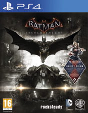 Купить Batman: Arkham Knight / Рыцарь Аркхема для PS4 в Украине