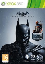 Batman: Arkham Origins (RUS) (Xbox 360)