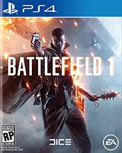 Купить Battlefield 1 для PS4 в Одессе