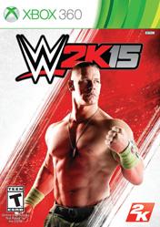 Купить  WWE 2K15 для Xbox 360 в Одессе