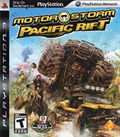 Покупка MotorStorm: Pacific Rift для PS3 в Украине
