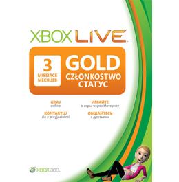 Купить Xbox Live на 3 месяца для Xbox 360 в Одессе
