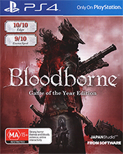 Покупка Bloodborne Game of the Year Edition для PS4 в Украине