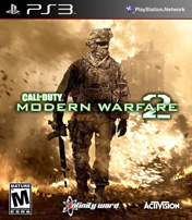 Купить Call of Duty: Modern Warfare 2 для PS3 в Украине