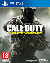 Купить Call of Duty: Infinite Warfare в Украине для PS4