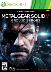 Metal Gear Solid V: Ground Zeroes (RUS) (Xbox 360)