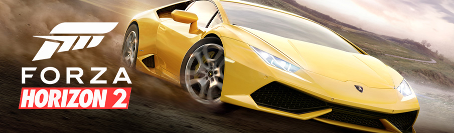 Купить Forza Horizon 2 для Xbox 360 в Одессе