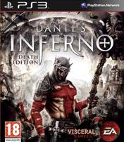 Купить Dante`s Inferno Death Edition для PS3 в Одессе