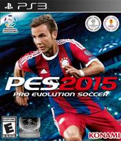 Купить PES 2015 для PS3 в Одессе