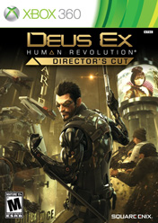 Купить Deus Ex: Human Revolution Director's Cut для Xbox 360 в Одессе