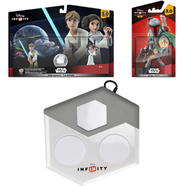 Купить Disney Infinity 3.0 Star Wars для PS4 в Одессе