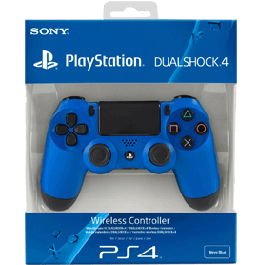 Купить DualShock 4 Wave Blue / Синий для PS4 в Одессе