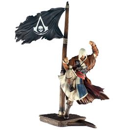 Фигурка Assassins Creed 4: Black Flag - Edward Kenway
