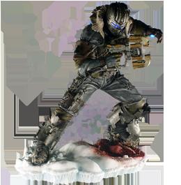Фигурка Dead Space 3: ARTFX Statue Isaac Clarke