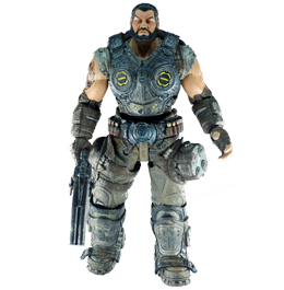 Фигурка Gears of War 3: Dominic Santiago