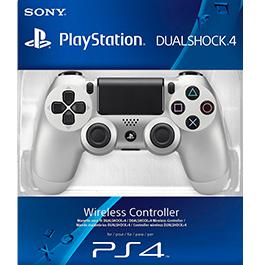 Купить DualShock 4 Silver / Серебряный для PS4 в Украине