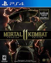 Купить Mortal Kombat 11 для PS4 в Одессе