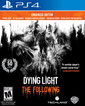 Купить Dying Light: The Following для PS4 в Украине