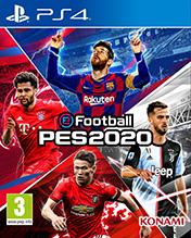 Купить PES 2020 для PS4 в Украине