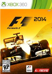 Купить F1 2014 для Xbox 360 в Украине
