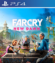 Купить Far Cry New Dawn для PS4 в Одессе
