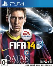 Купить FIFA 14 для PS4 в Одессе
