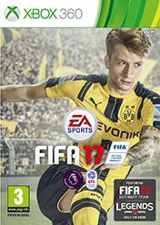Покупка FIFA 17 для Xbox 360 в Украине