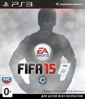 Купить FIFA 15 для PS3 в Одессе