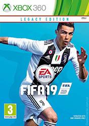 Купить FIFA 19 для Xbox 360 в Одессе с доставкой по Украине