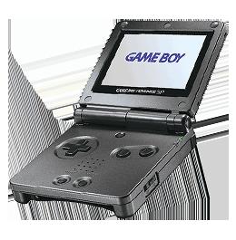Nintendo Game Boy Advance SP (Flame)