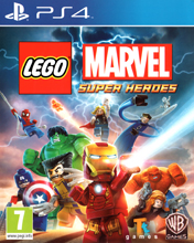 Купить LEGO Marvel Super Heroes для PS4 в Украине