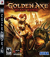 Купить Golden Axe: Beast Rider для PS3 в Украине