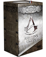 Купить Assassin's Creed: Unity Guillotine Collector's Case в Одессе