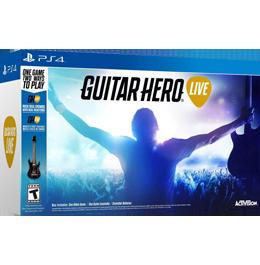 Купить Guitar Hero Live для PS4 в Украине