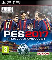 Купить PES 2017 для PS3 в Одессе