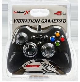 Hi-Rali Vibration Gamepad HI-G5002 / Джойстик (PC)