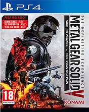 Покупка Metal Gear Solid V: The Definitive Experience в Одессе с доставкой по Украине