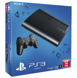 Купить PlayStation 3 Super Slim 12 Gb в Украине