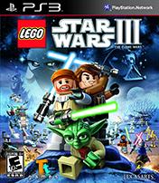 Покупка LEGO Star Wars 3 для PS3 в Украине