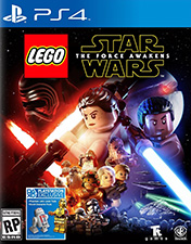 Покупка LEGO Star Wars: The Force Awakens для PS4 в Одессе