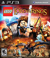 Покупка LEGO Lord of the Rings для PS3 в Украине