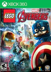 Купить LEGO Marvel's Avengers для Xbox 360 в Украине