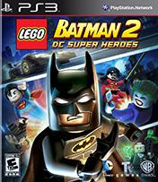 Купить LEGO Batman 2 для PS3 в Украине