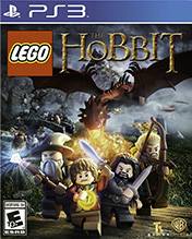 Купить LEGO The Hobbit для PS3 в Украине