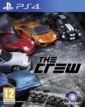 Купить The Crew для PS4 в Одессе