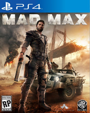 Купить Mad Max для PS4 в Украине