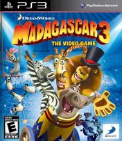 Madagascar 3 / Мадагаскар (PS3)