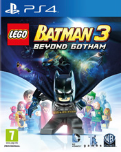 Купить LEGO Batman 3: Beyond Gotham для PS4 в Украине