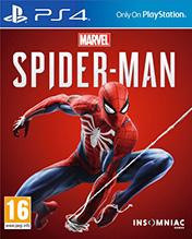 Купить Marvel's Spider-Man для PS4 в Одессе с доставкой по Украине